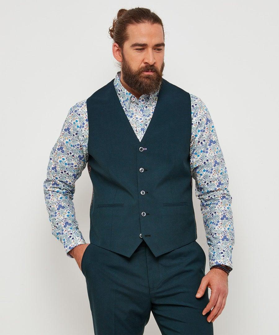 Super Snappy Suit Waistcoat