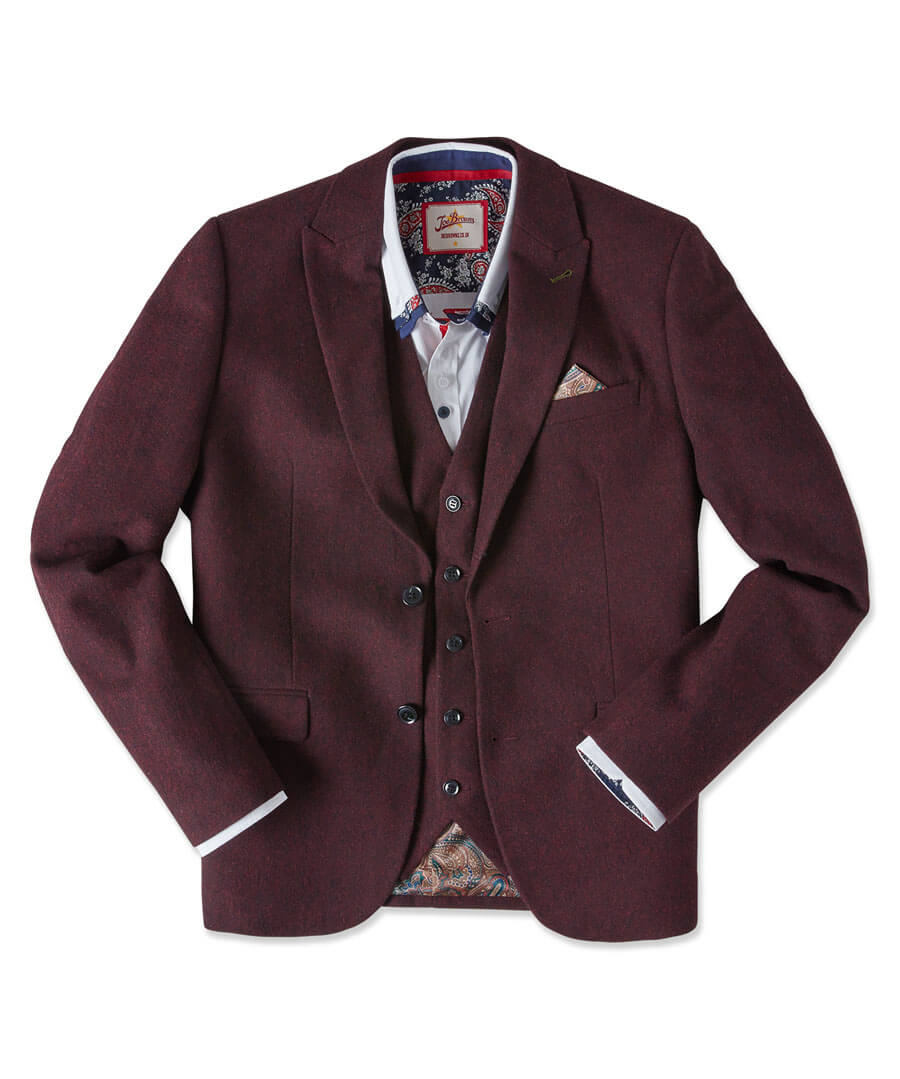 Seriously Snappy Blazer Model Front