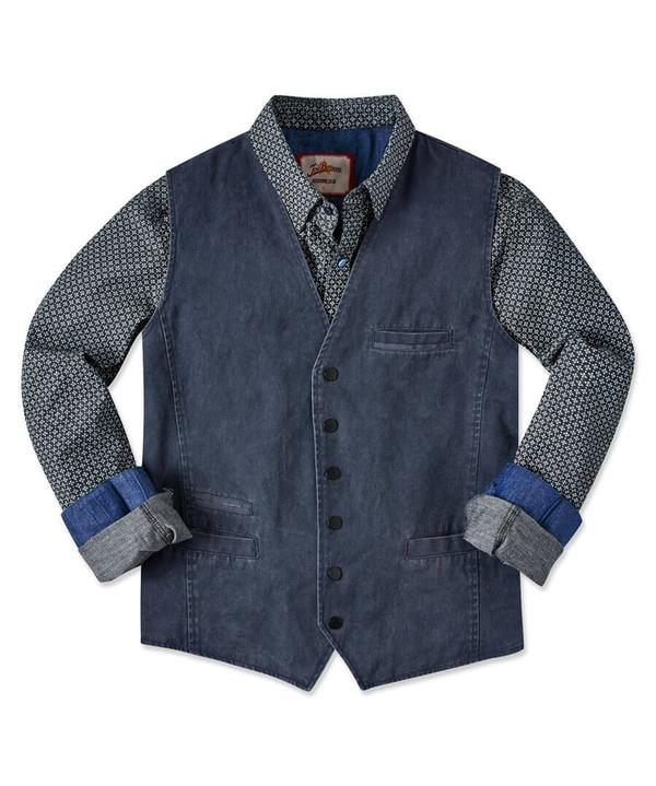 Comfortably Cool Waistcoat