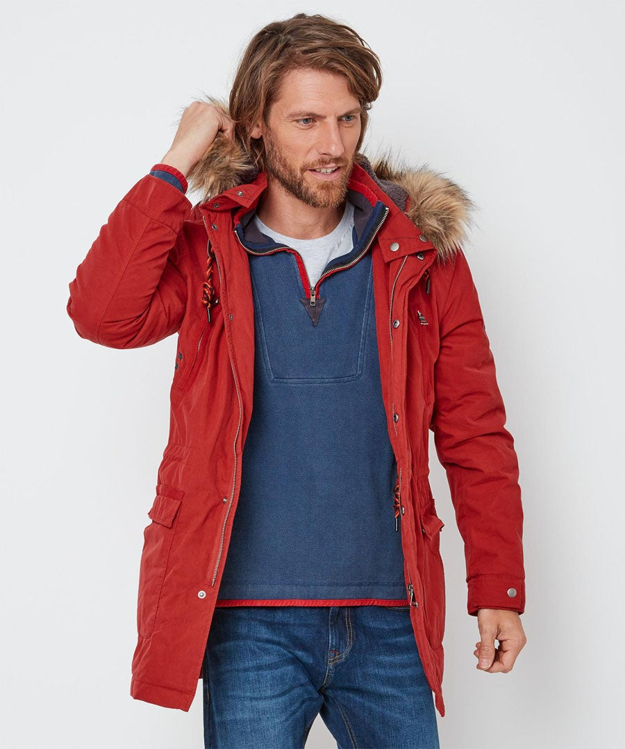 Into The Woods Parka