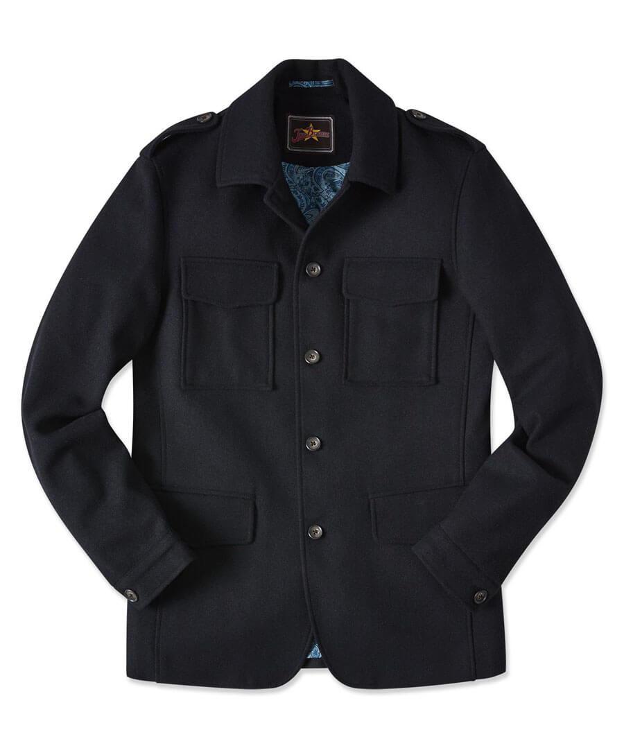 Very Versatile Jacket Back