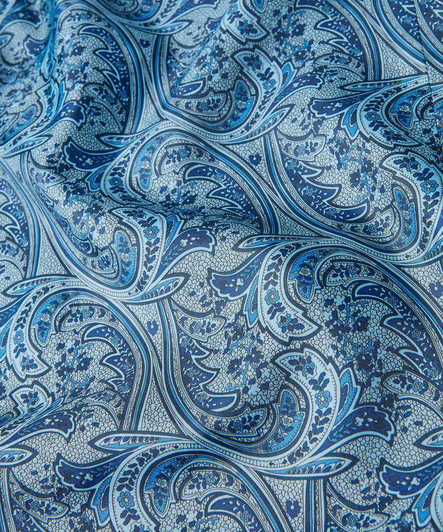 Terrific Textured Waistcoat Back