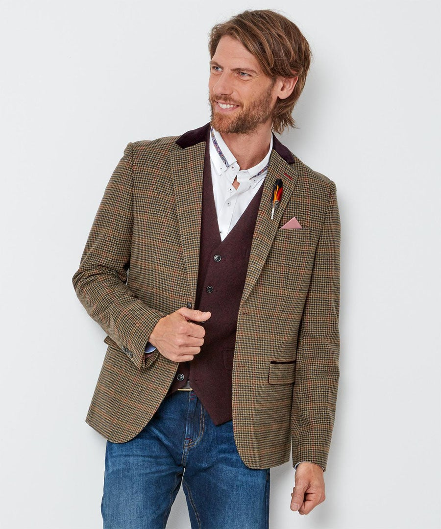 Luxe Country Blazer