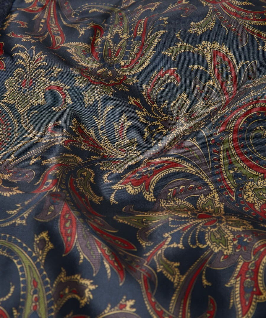 Delightfully Different Waistcoat Back