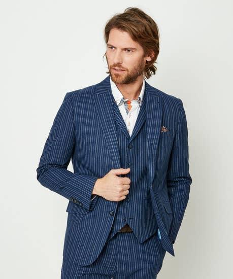 Superb Stripe Blazer