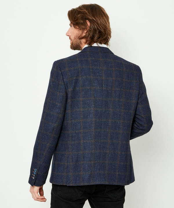 Irresistible Check Blazer