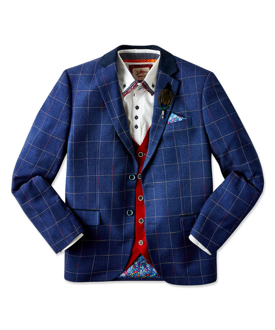 Touch Of Colour Blazer