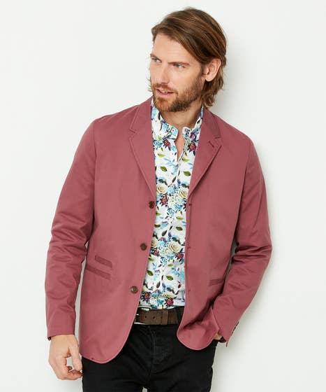 One For The Weekend Blazer
