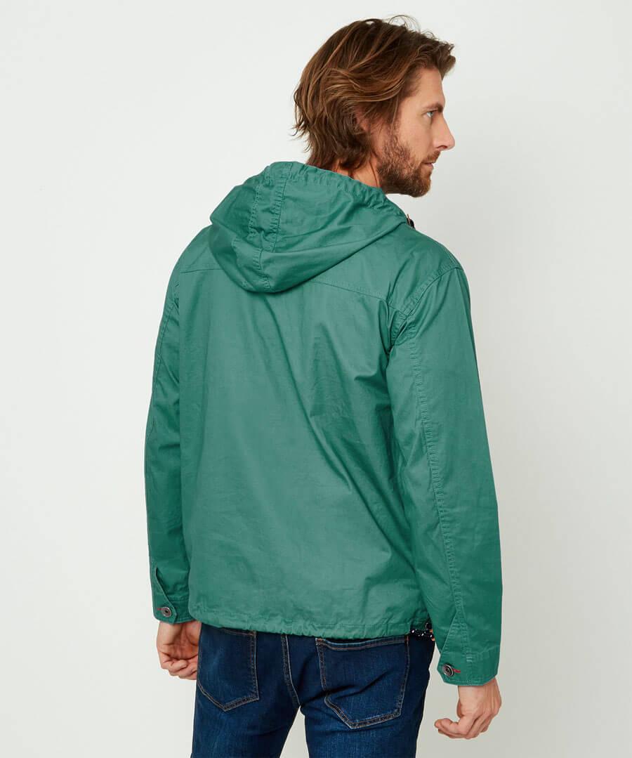 Looking For Adventure Jacket Model Back