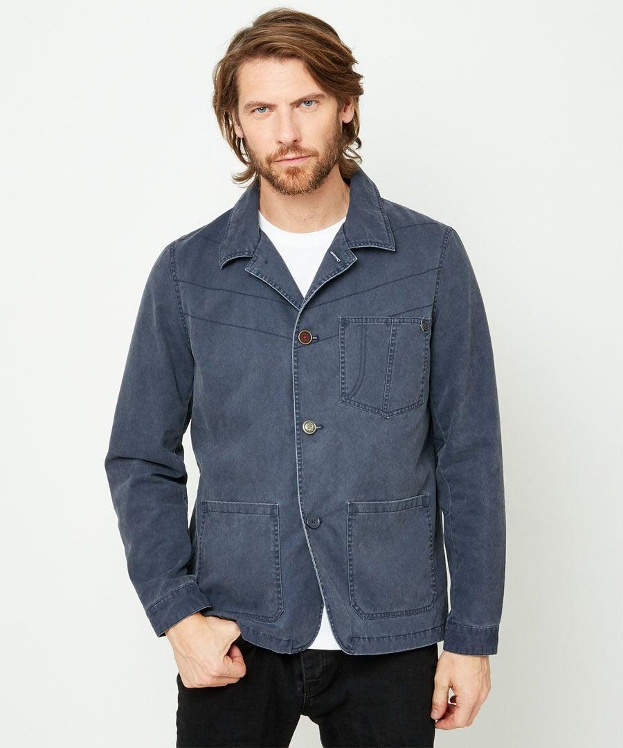 Laid Back Summer Jacket Model Front