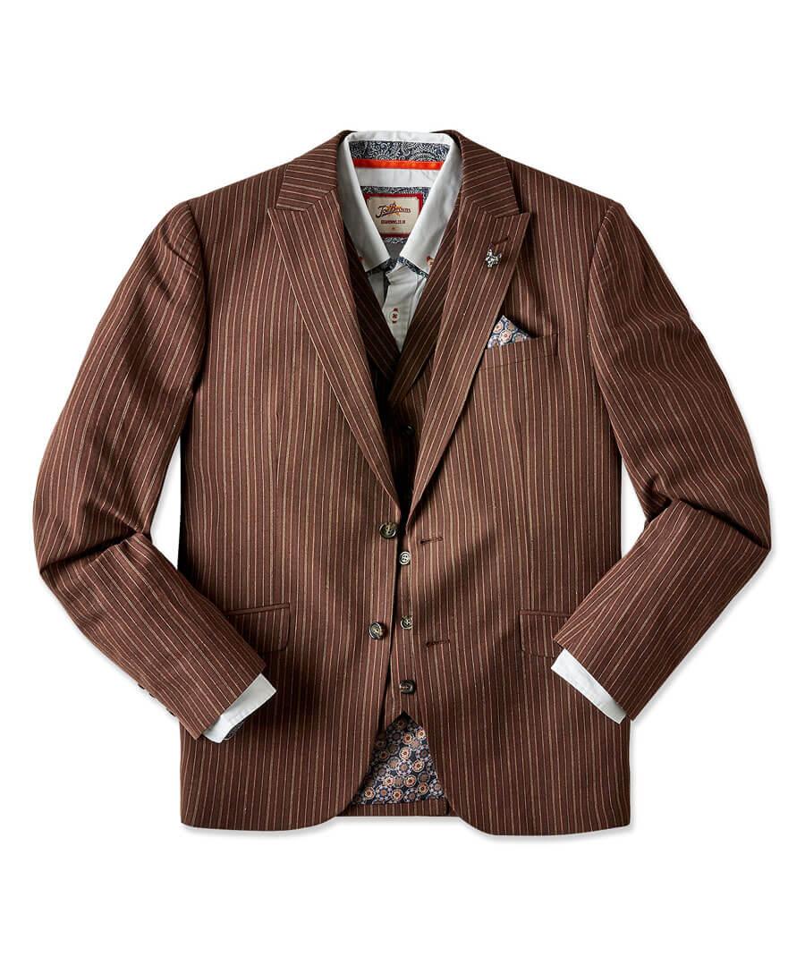 Sensational Stripe Blazer