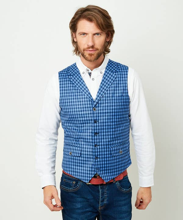 In The Know Waistcoat