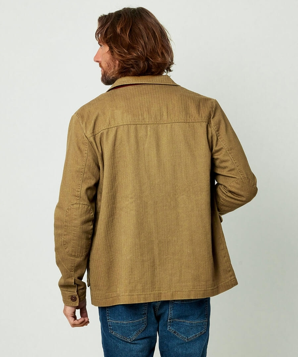 Know The Score Jacket
