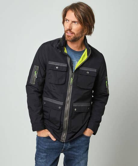 Get Out There Jacket