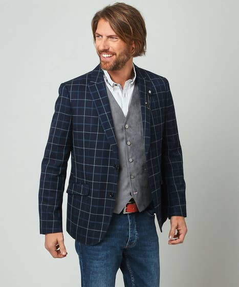 Cool And Charismatic Blazer