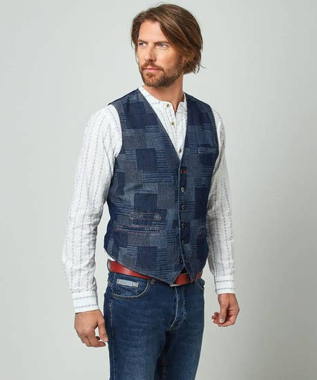 Perfect Patch Waistcoat
