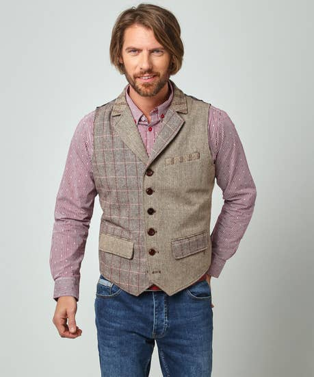 One Of A Kind Waistcoat