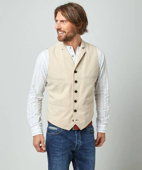 Wonderful Workwear Waistcoat