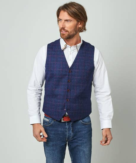Out And About Waistcoat