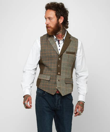 Truly Remarkable Waistcoat