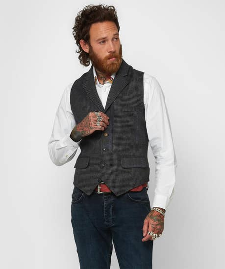 Packed With Personality Waistcoat