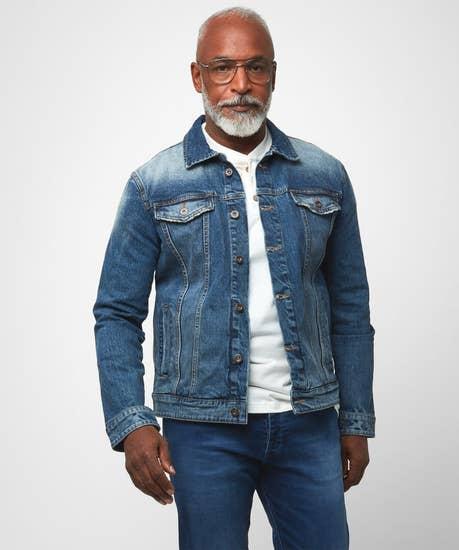 Distinctive Denim Jacket