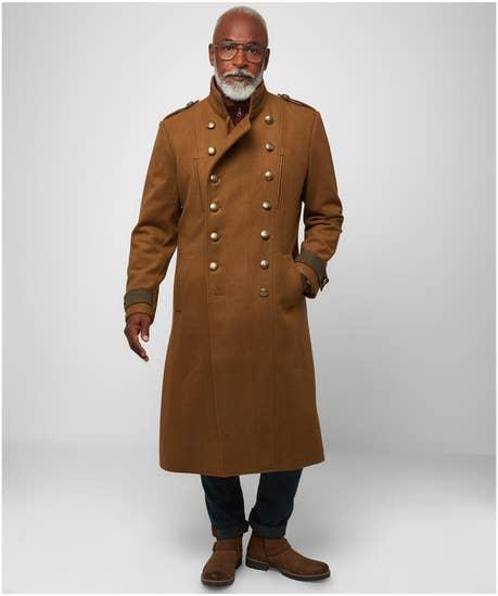 All In Order Coat