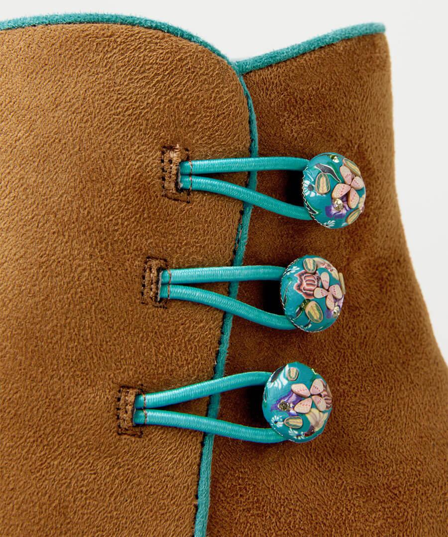 Fascinating Ankle Boots Model Back