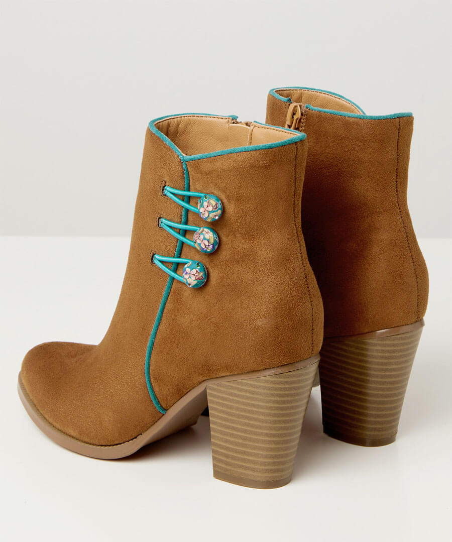 Fascinating Ankle Boots Back