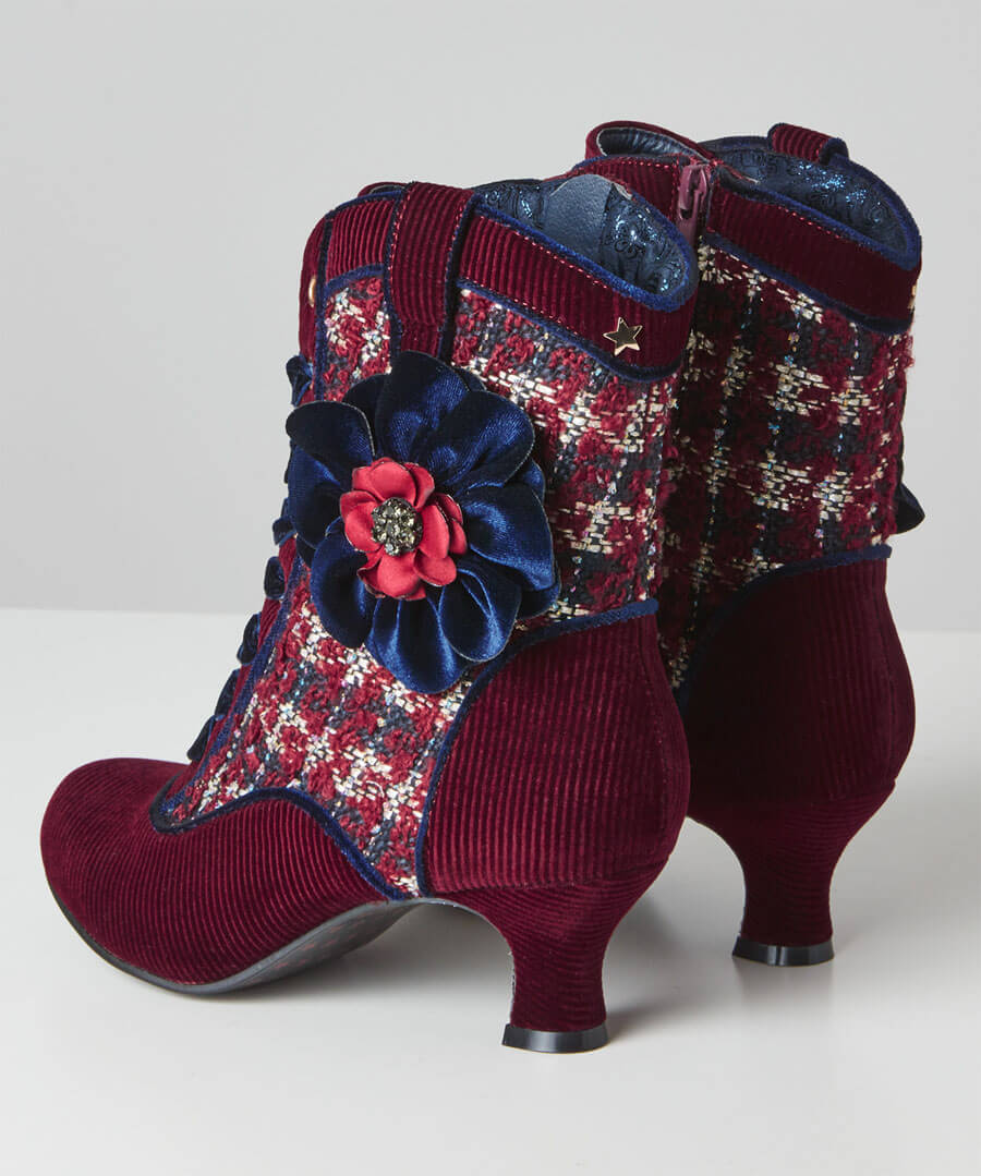 Angelika Couture Boots Back