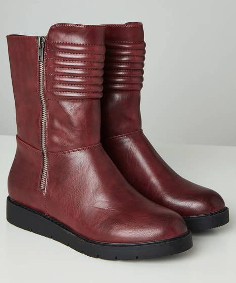 Freestyle Biker Boots