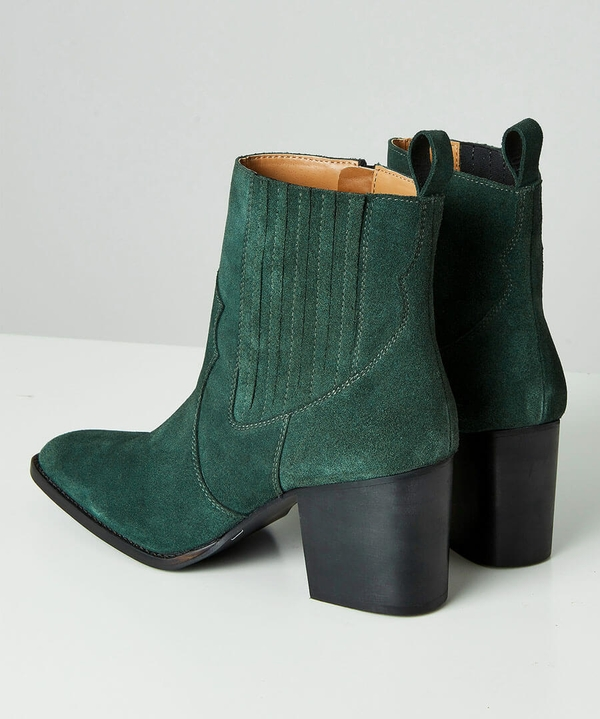 High Society Suede Boots