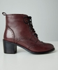 A Change Of Season Leather Boots