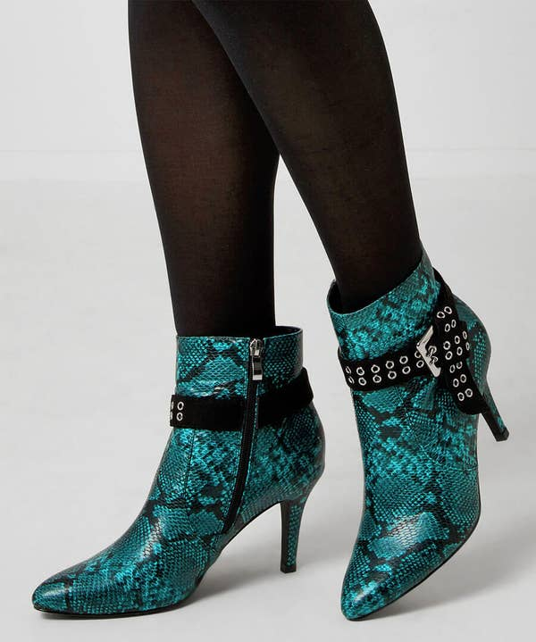 Wanderlust Strappy Boots