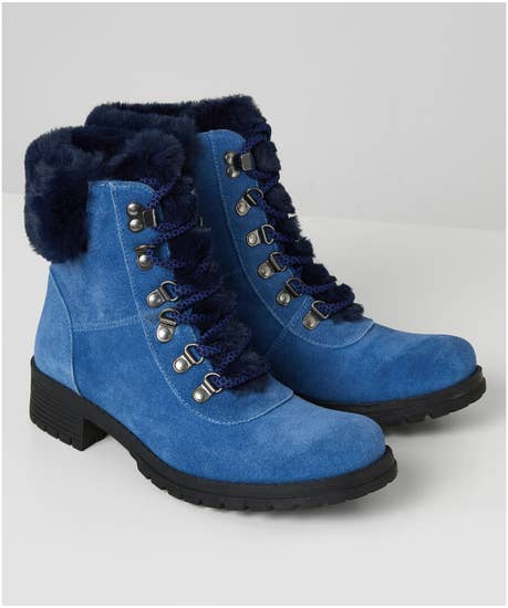 A Little Reckless Hiker Boots