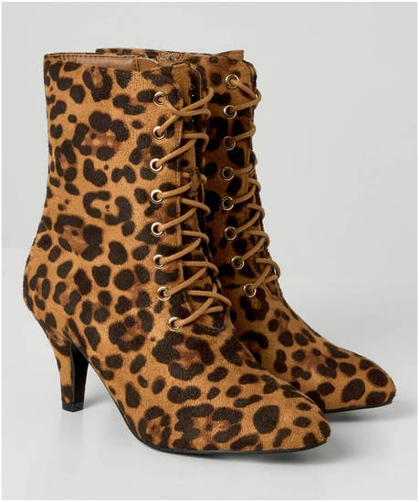 Wild Side Ankle Boots