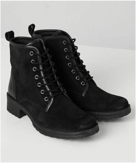 A Little Sass Suede Boots