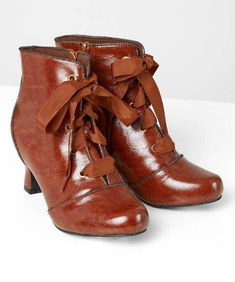 A Change Of Season Vintage Boots