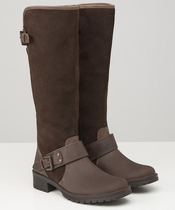 Rider Premium Leather Boots