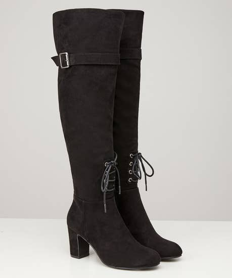 Sassy Over The Knee Boots