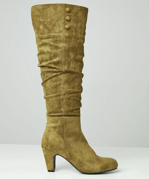 You've Got It Suedette Boots