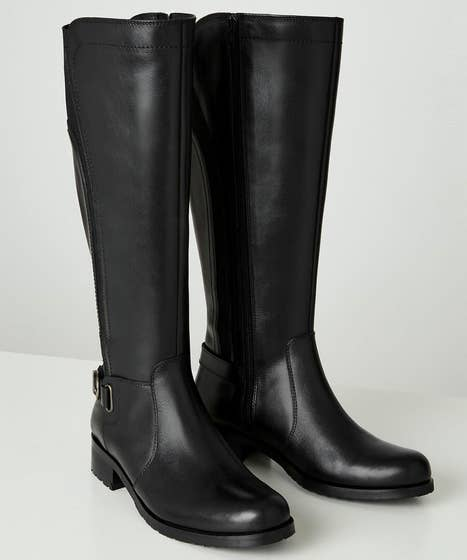 Country Walk Leather Riding Boots