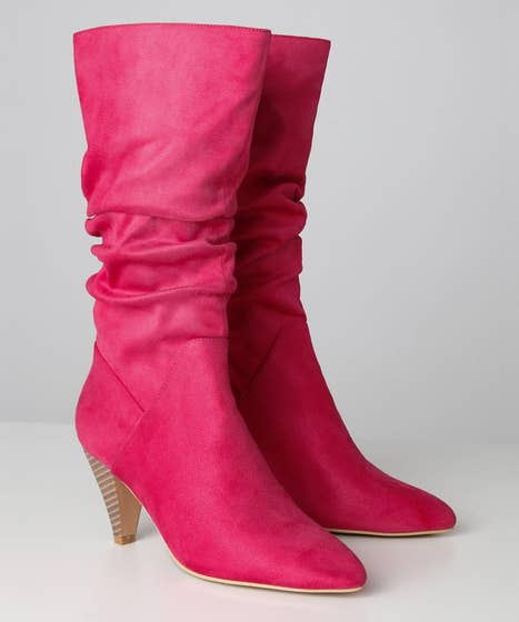 One And Only Slouchy Boots