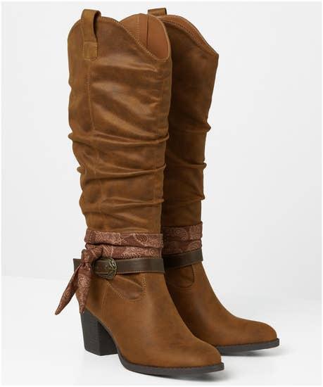 Sloane Road Bandana Boots