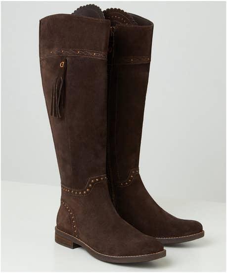 Wanderer Studded Boots