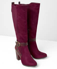 Ruby Stretchy Back Boots