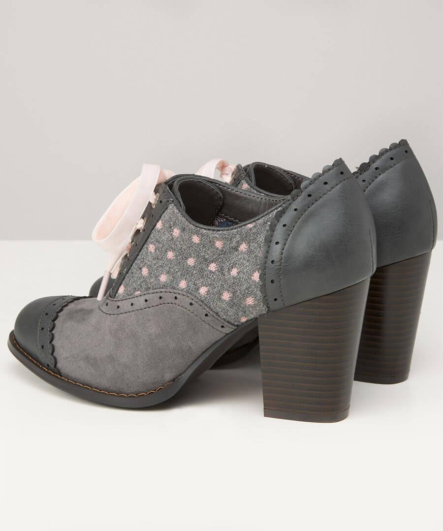 Vintage Spirit Shoes Back