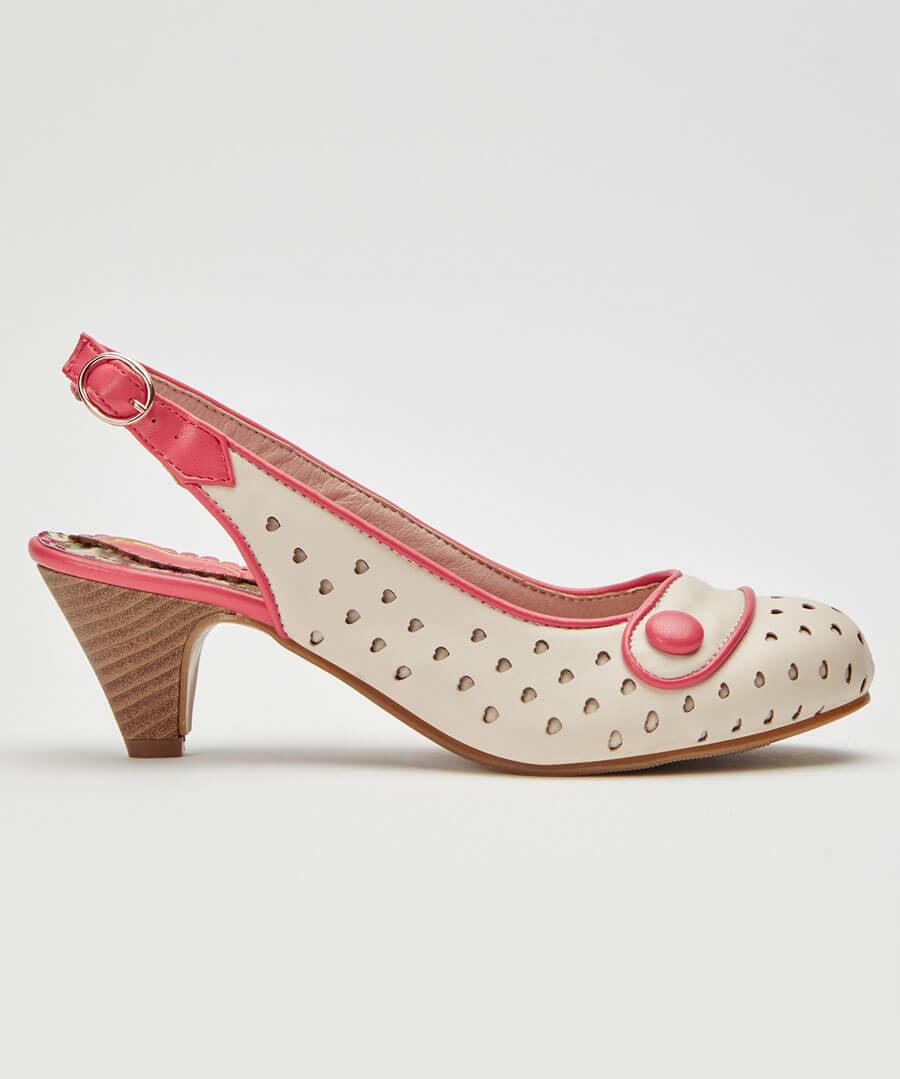 Oh Sweet Lydia Shoes Model Back