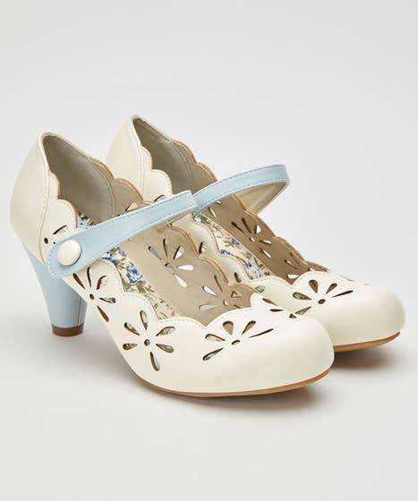 Sunny Sunday Shoes