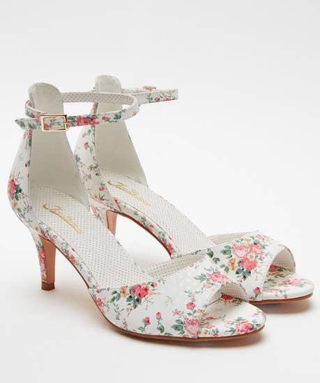 Summer Bouquet Shoes